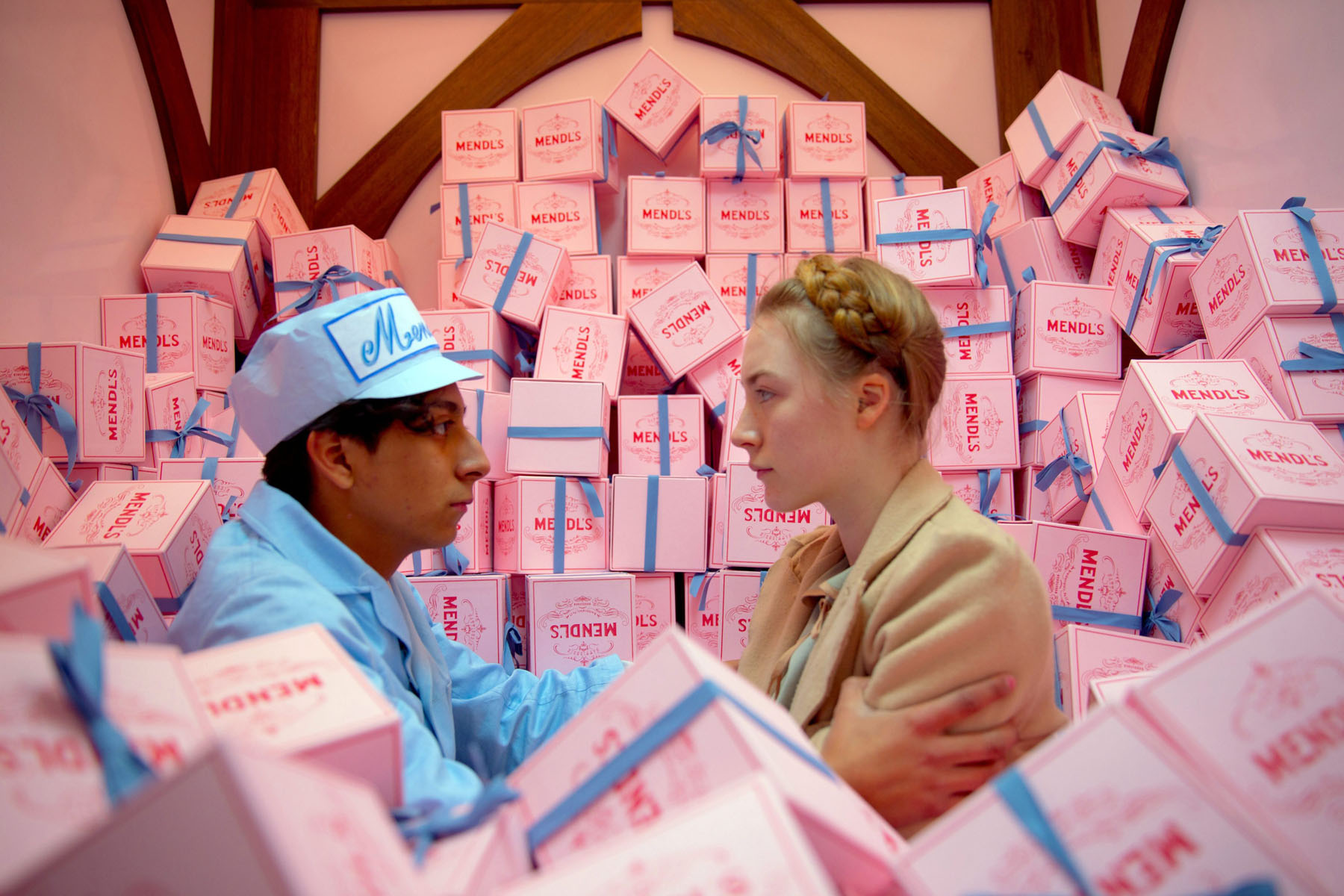 The Grand Budapest Hotel - 64th Berlin Film Festival